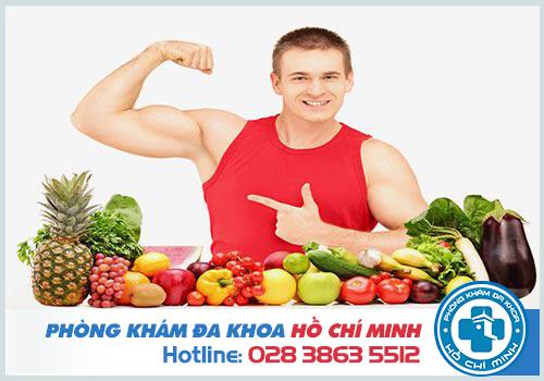 10 Thực phẩm giúp tăng cường sinh lý nam giới hiệu quả