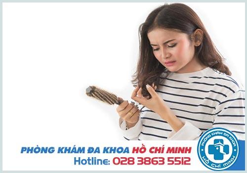 12 Địa chỉ chữa rụng tóc uy tín hiệu quả tại TPHCM