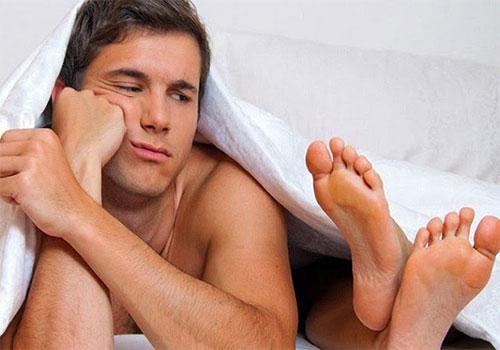4 Cách nhận biết đàn ông yếu sinh lý