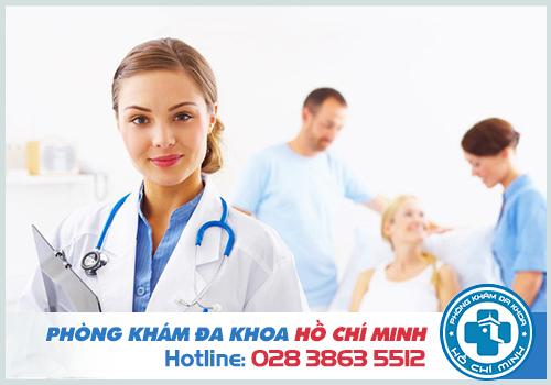 Phòng khám Đa khoa TPHCM là địa chỉ gắn bi an toàn uy tín tại TPHCM