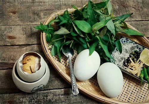 Ăn trứng vịt lộn có tăng ham muốn không?