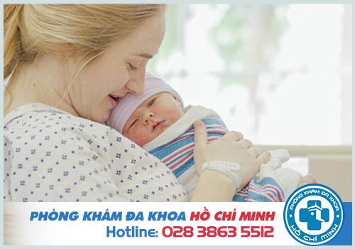 Băng huyết muộn sau sinh có nguy hiểm không