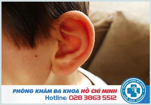 Các giai đoạn của viêm tai giữa chi tiết nhất
