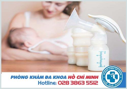 Cách trị chàm sữa bằng sữa mẹ như thế nào và hiệu quả không?