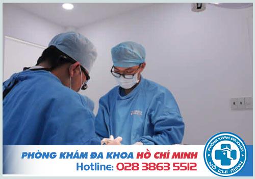 Cắt bao quy đầu ở bệnh viện Đồng Nai giá bao nhiêu tiền