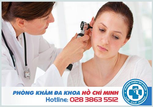 Chảy máu lỗ tai là bị gì? Cách chữa chảy máu lỗ tai