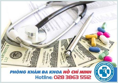 Chi phí chữa bệnh chàm hết bao nhiêu tiền năm 2021?