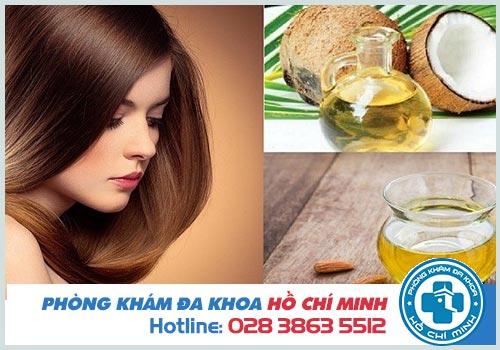 Chữa rụng tóc sau sinh bằng dầu dừa có hiệu quả không?