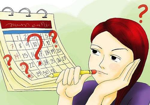 Có kinh nguyệt sớm hơn 10 ngày đến 15 ngày do áp lực cuộc sống
