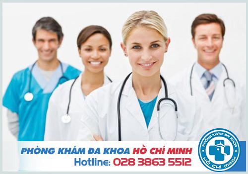 Danh sách phòng khám đa khoa ở quận 1 uy tín chất lượng nhất