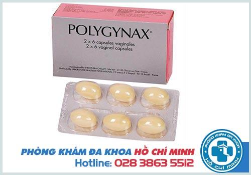 Đặt thuốc polygynax bị ngứa có sao không?