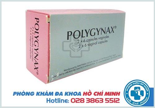 Đặt thuốc polygynax bị vỡ có sao không?