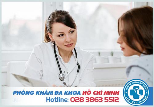 Địa chỉ chữa bệnh lậu ở đâu tại TPHCM uy tín chất lượng nhất