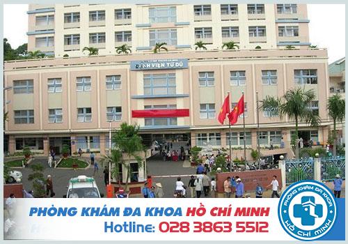 Bệnh viện Từ Dũ là địa chỉ khám phụ khoa ở TPHCM an toàn va uy tín