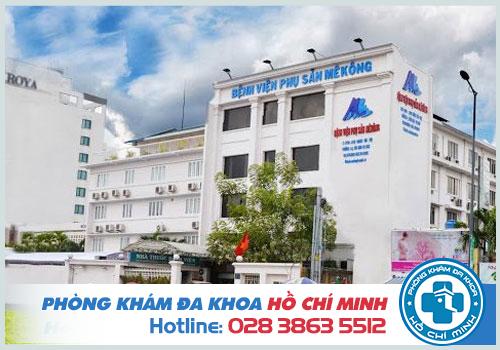 Địa chỉ khám phụ khoa ở TPHCM an toàn và uy tín