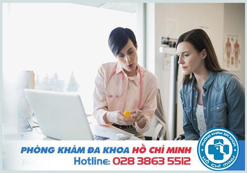 Phòng khám TPHCM là địa chỉ phá thai bằng thuốc an toàn tại quận Bình Thạnh