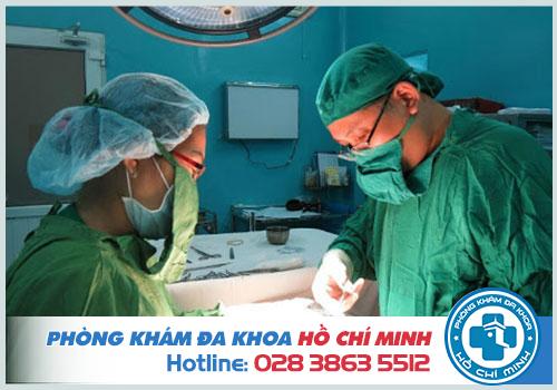 Hình ảnh sau khi cắt bao quy đầu bị phù nề và cách chữa trị