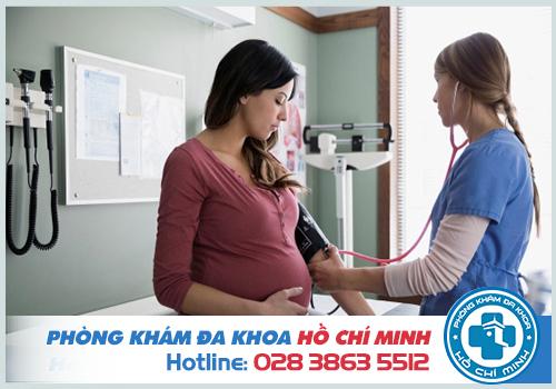 Khám thai lần đầu vào tuần thứ mấy của thai kỳ