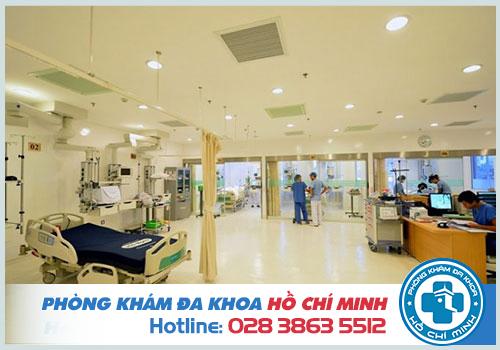 Khám chữa viêm phần phụ uy tín tại TPHCM ở bệnh viện Phụ Sản Quốc Tế Sài Gòn