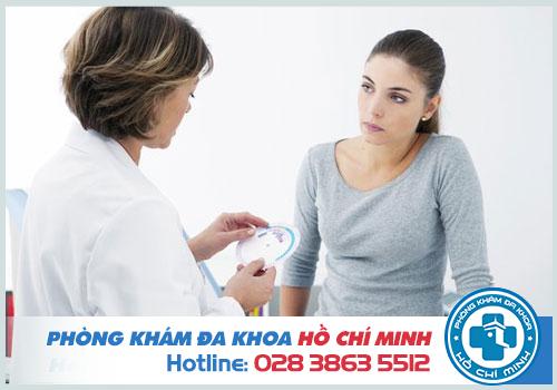 Triệu chứng của lạc nội mạc tử cung