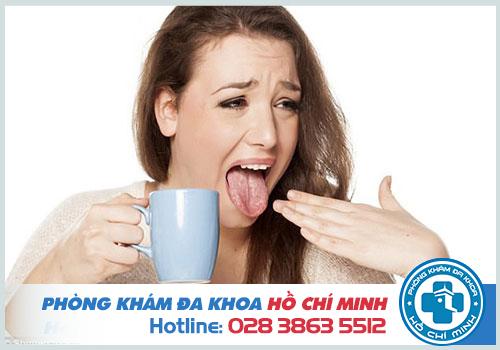 Nổi mụn nước trong khoang miệng không đau là bị gì? Cách chữa trị
