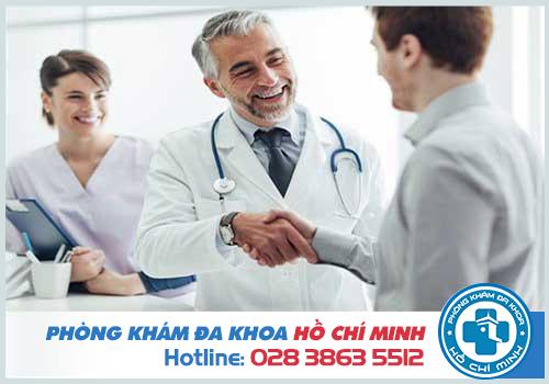 Phòng khám nam khoa ở An Giang có bác sĩ nam khoa giỏi