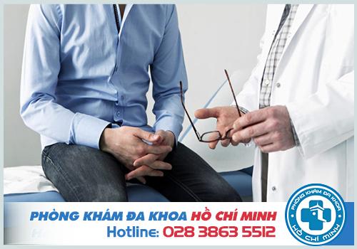 Lý do nên chọn phòng khám nam khoa ở Hóc Môn chất lượng uy tín nhất
