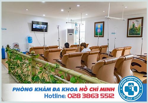 Đa khoa TPHCM là phòng khám nam khoa ở Hóc Môn chất lượng uy tín nhất