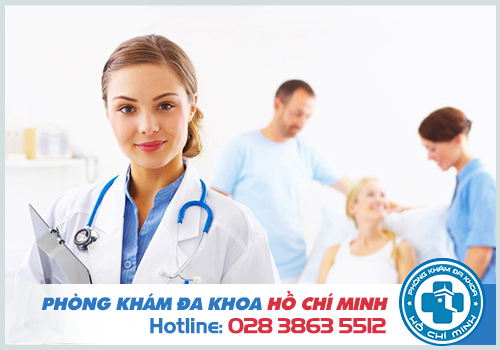 Phòng khám đa khoa TPHCM là địa chỉ khám nam khoa tốt nhất