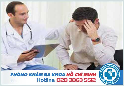 Phòng khám Nam Khoa ở Quận Tân Bình có bác sĩ nam khoa giỏi