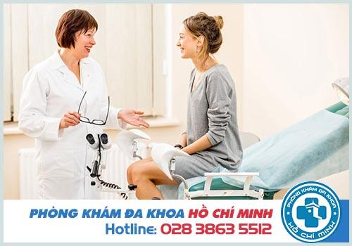 Phòng khám phụ khoa Tiền Giang uy tín nhất