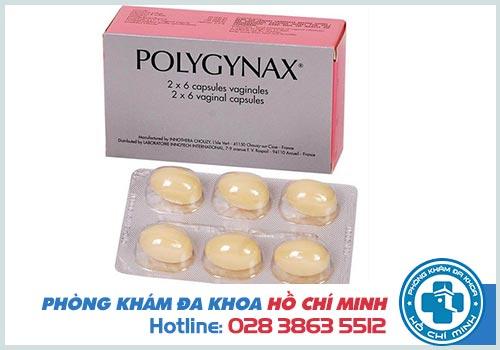 Review Thuốc polygynax Thành phần, Giá bán, Cách đặt