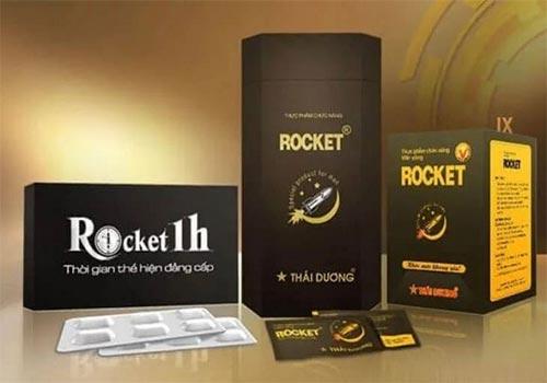Rocket 1h có bán ở tiệm thuốc tây không?
