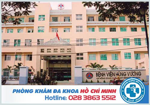 Thủ tục phá thai ở bệnh viện Hùng Vương chi tiết từng bước