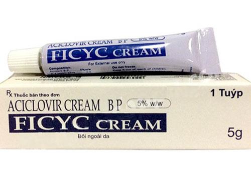 Thuốc Aciclovir Cream BP: Tác dụng, Giá bao nhiêu, Cách dùng