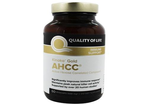 Thuốc AHCC trị sùi mào gà có hết được không [ Cảnh Báo ]