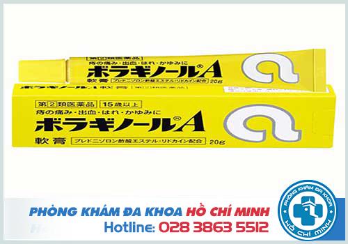 Thuốc bôi trĩ chữ A của Nhật Bản có tốt không? Mua ở đâu và Giá bao nhiêu?