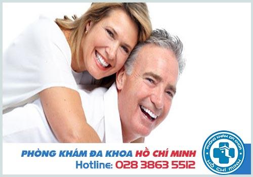 Thuốc cường dương cho người cao tuổi an toàn hiệu quả