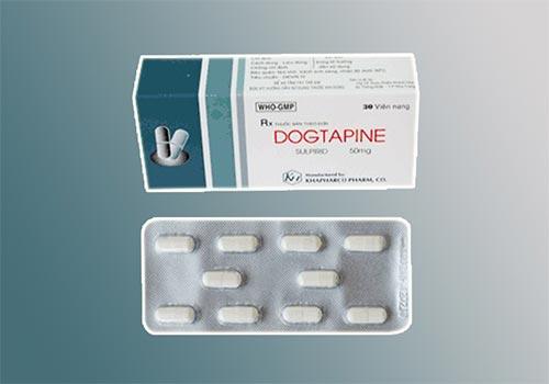 Thuốc Dogtapine: Công dụng, Liều lượng, Cách sử dụng