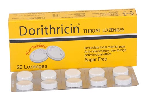 Thuốc Dorithricin: Công dụng, Giá bao nhiêu, Cách sử dụng