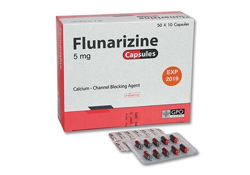 Thuốc Flunarizin: Công dụng, Mua ở đâu, Giá bao nhiêu tiền