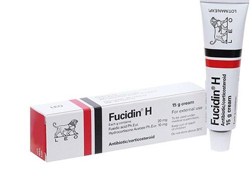 Thuốc Fucidin H: Công dụng, Giá thành và Tác dụng phụ