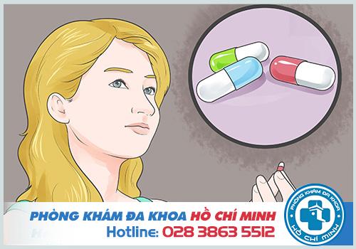 Thuốc kháng sinh chữa mụn rộp sinh dục hiệu quả nhất hiện nay