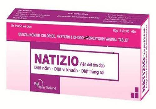 Thuốc Natizio: Công dụng, Liều lượng, Cách sử dụng