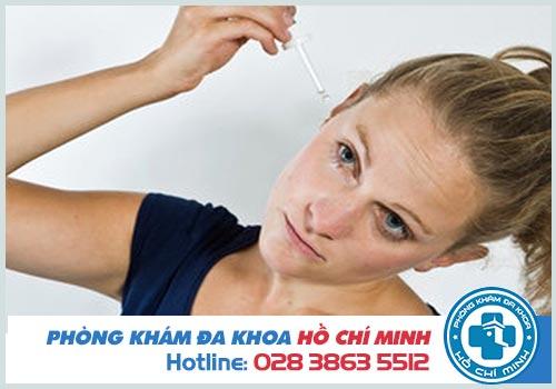 Thuốc nhỏ tai Ofloxacin: Công dụng, cách dùng & giá bán