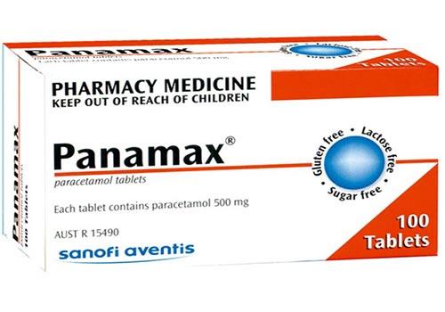 Thuốc Panamax: Công dụng, Giá bao nhiêu, Cách sử dụng