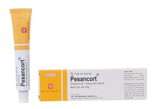 Thuốc Pesancort: Công dụng, Giá bao nhiêu, Cách sử dụng