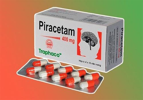 Thuốc Piracetam: Công dụng, Giá bao nhiêu, Cách sử dụng?