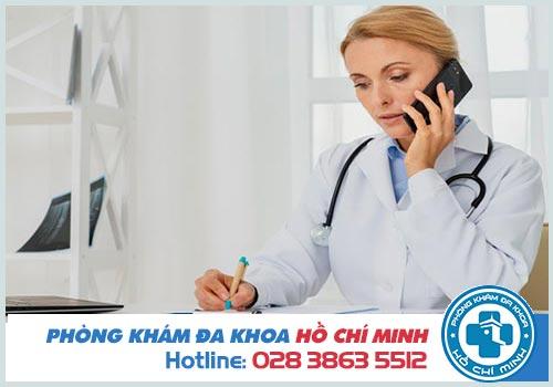 Tổng đài đặt lịch khám bệnh online miễn phí