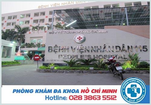 Tổng đài đặt lịch khám bệnh viện 115 miễn phí